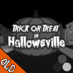 OLD Trick or Treat in Hallowsville
