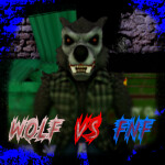 Friday Night Funkin's Characters VS Evil Wolf
